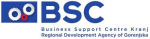 Logo BSC Business support centre Ltd Kranj